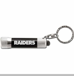 Oakland Raiders Chrome Pocket Light