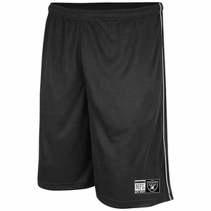 Oakland Raiders Classic Mesh Short - Click to enlarge
