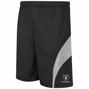 Oakland Raiders Classic Synthetic Short - Click to enlarge
