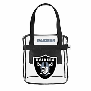 Oakland Raiders Clear Ultimate Carry All - Click to enlarge