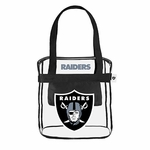 Oakland Raiders Clear Ultimate Carry All