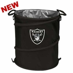 Oakland Raiders Collapsible 3 in 1 Cooler