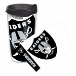 Oakland Raiders Colossal 24oz Tervis Tumbler