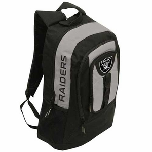 Oakland Raiders Colossus Backpack - Click to enlarge