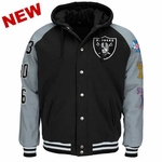 Oakland Raiders Commemorative Sideline Jacket
