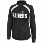 Oakland Raiders Counter II Track Jacket