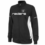 Oakland Raiders Counter Track Jacket