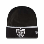 Oakland Raiders Cuffed Tech Knit