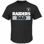 Oakland Raiders Dad Tee