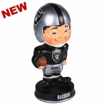Oakland Raiders Dashboard Bobblehead