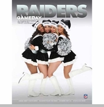 Oakland Raiders December 15th Game Day Program vs Kansas City Chiefs