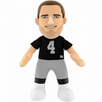 "Oakland Raiders Derek Carr 10"" Plush"
