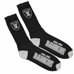 Oakland Raiders Deuce Sock 11-13