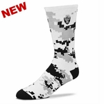 Oakland Raiders Digi Camo Sock 11-13