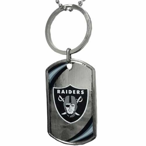 Oakland Raiders Dog Tag - Click to enlarge