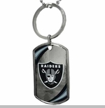 Oakland Raiders Dog Tag