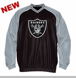 Oakland Raiders Doubleplay Pullover