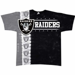 Oakland Raiders Down Field Tee