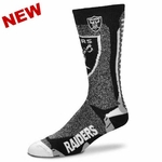 Oakland Raiders Downtown Socks