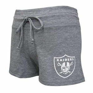 Oakland Raiders Drawstring Short - Click to enlarge