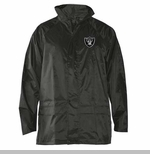 Oakland Raiders Dugout Rainwear Jacket