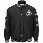 Oakland Raiders Dynasty Super Bowl Jacket