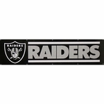 Oakland Raiders Eight Foot Banner