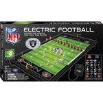 Oakland Raiders Electric Football Game
