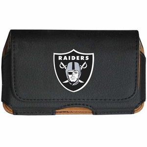 Oakland Raiders Electronics Case - Click to enlarge