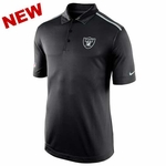 Oakland Raiders Nike Elite Sideline Polo