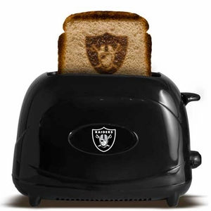 Oakland Raiders Elite Toaster - Click to enlarge