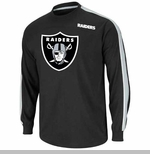 Oakland Raiders End Of Line V Tee
