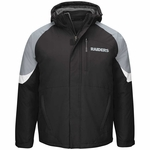 Oakland Raiders End Zone Jacket