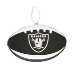 Oakland Raiders Eva Ball Ornament
