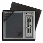 Oakland Raiders Executive Trio Set