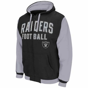 Oakland Raiders Extra Point Hood - Click to enlarge