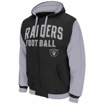 Oakland Raiders Extra Point Hood