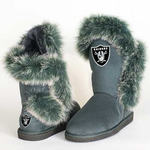 Oakland Raiders Fanatic II Boots - Click to enlarge