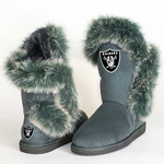Oakland Raiders Fanatic II Boots