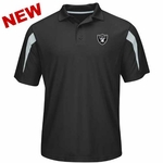 Oakland Raiders Field Classic Polo