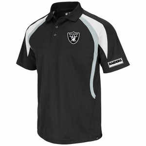 Oakland Raiders Field Classic VI Polo - Click to enlarge