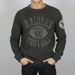 Oakland Raiders Fieldgoal Fleece - Click to enlarge