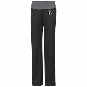 Oakland Raiders Final Days Yoga Pant - Click to enlarge