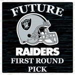 Oakland Raiders First Round Draft Pick Sign