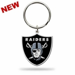Oakland Raiders Flex Keychain