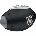 Oakland Raiders Foam Glow Football