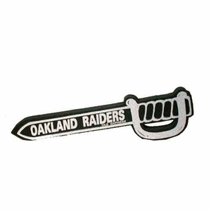 Oakland Raiders Foam Sword - Click to enlarge