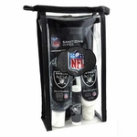 Oakland Raiders Four Piece Gift Set