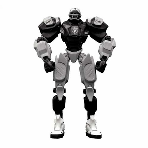 Oakland Raiders Fox 10 Inch Robot - Click to enlarge