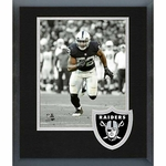 Oakland Raiders Framed Mack Photo